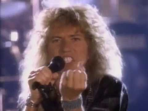 Whitesnake - Here I Go Again '87 video