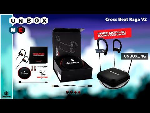 UNBOX ME-|CrossBeats RAGA V2/Unboxing/Review|✔️CrossBeat