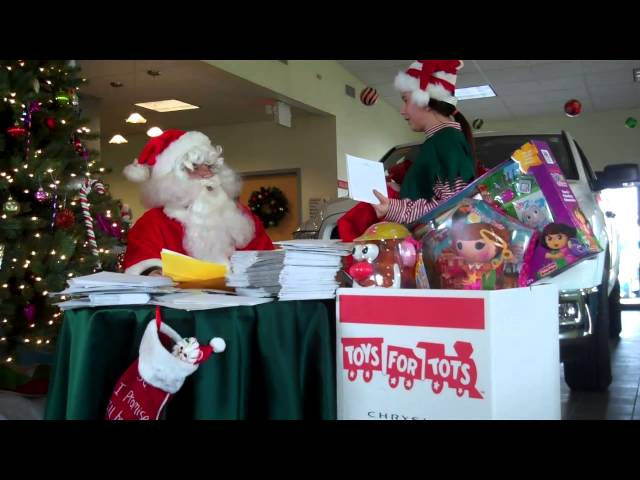CVM Dodge December TV Commercial Bloopers