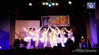 Dekho Akash aloy Vora Arijit Singh beautiful dance