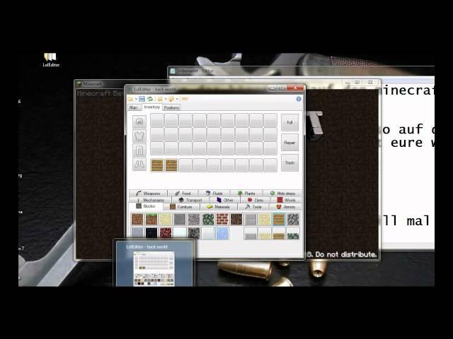 Minecraft Hack  + Download Link