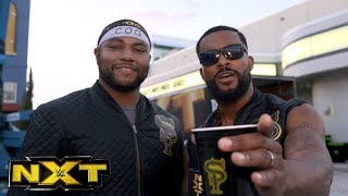 "Street Profits debut their new show, ""Street Talk"": NXT Exclusive, Dec. 6, 2017"