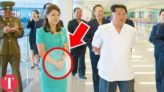 10 STRICT Rules Kim Jong Un Makes His Wife Follow