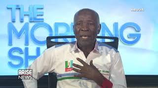 Buba Galadima, spokesperson, Atiku Campaign speaks on his strained friendship with Buhari, pt 2