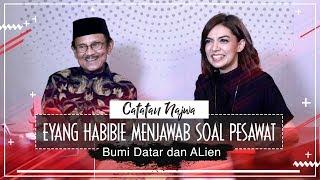 Download Lagu Eyang Habibie Menjawab soal Pesawat, Bumi Datar, dan Alien Gratis STAFABAND