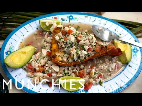 The Art of Mayan Cuisine in the Yucatán: Cook It Raw
