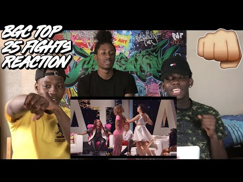 Bad Girls Club: Top 25 Reunion Fights (HD) - REACTION