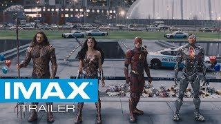 Justice League IMAX® Trailer #2