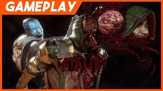 Mortal Kombat 11 - Every Fatality and Fatal Blow So Far