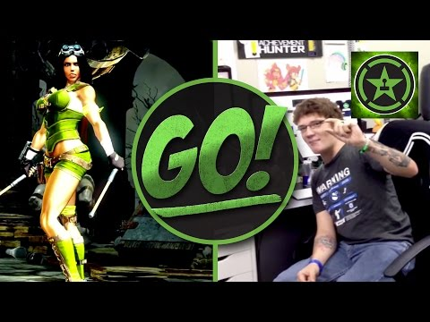 Achievement Hunter Presents: GO! #44
