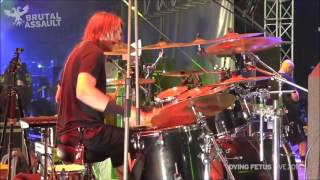 Dying Fetus - Subjected to a beating (LIVE 2016) FULL HD