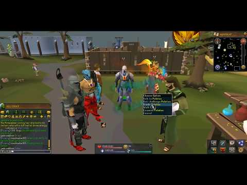 Runescape 3 Don Vidal's Ultimate Money Making Guide 2 | Make 4M to 5M per hour