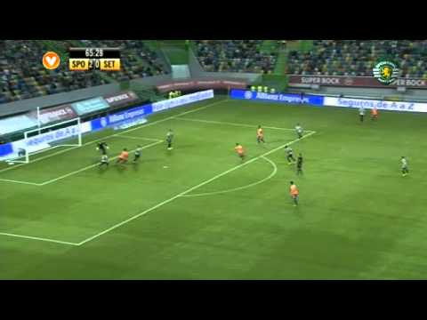 Sporting 4-0 V. Set�bal (�poca 13/14) - Resumo