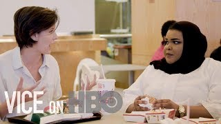 Video: Kuwait's Obesity Health Crisis: Is American Fast Food to blame? - Vice News