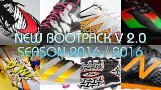 PES 2013 | New Bootpack V2.0 | Season 2015/2016
