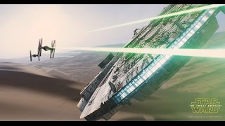 Geeks at the Movies: Star Wars The Force Awakens