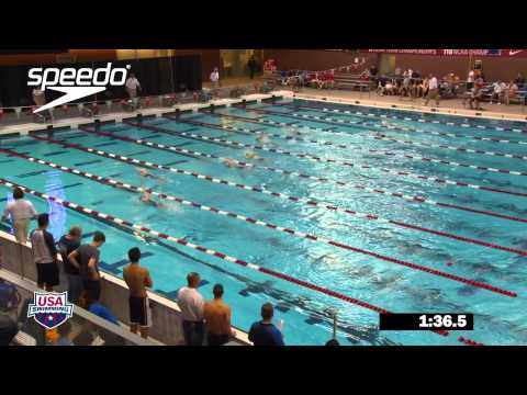 Women's 200m Backstroke C Final - 2012 Columbus Grand Prix