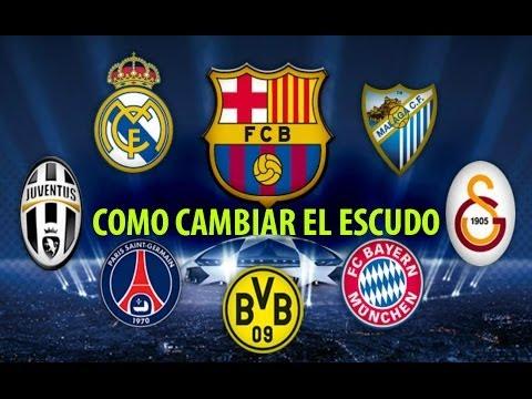FIFA 14 - COMO CAMBIAR EL ESCUDO