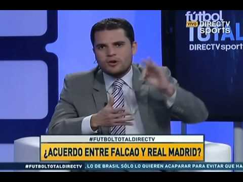 DIRECTV Sports™ - ¿Acuerdo entre Falcao y Real Madrid?