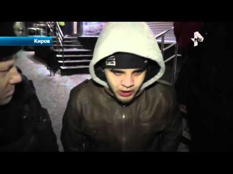 В Кирове победителясоревнований по борьбе обвиняют в жестоком избиении посетителя ночного клуба