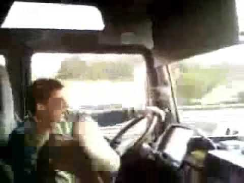 Ludi rumun kamiondžija žari i pali na putevima evrope