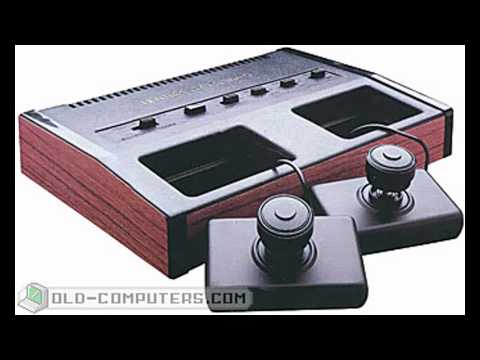 History Of Video Game Console's 1972-2016