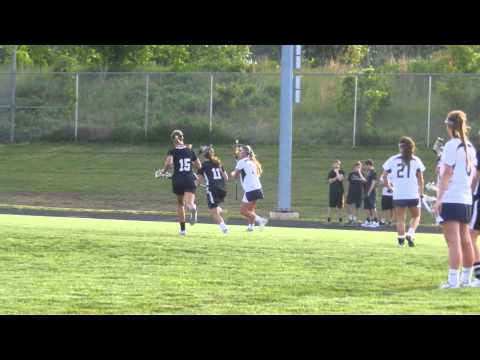 Fisher save Mount Hebron/Marriotts Ridge girls lacrosse 3A/2A South finals 5/15/13