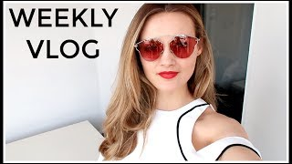 WEEKLY VLOG | Photoshoot, Travel & Beauty | Niomi Smart