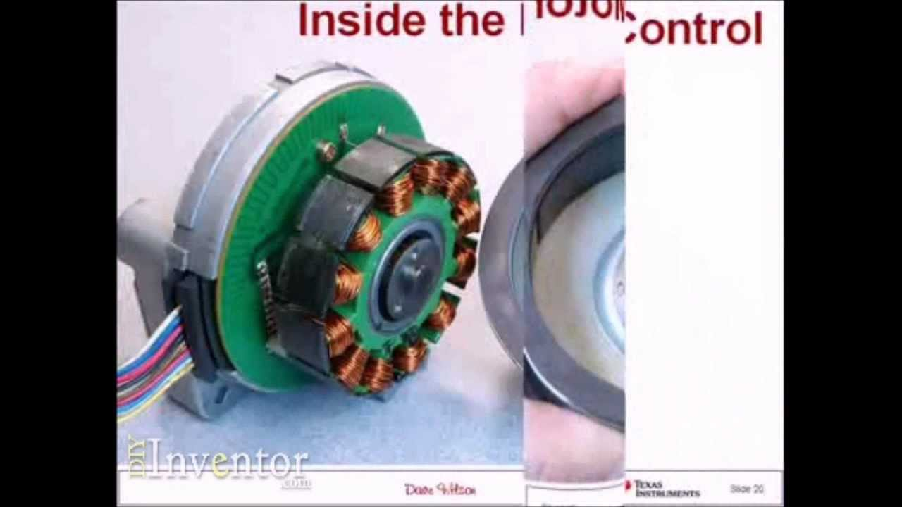 Brushless dc motors control how it works part 2 of 2 for How does a brushless motor work