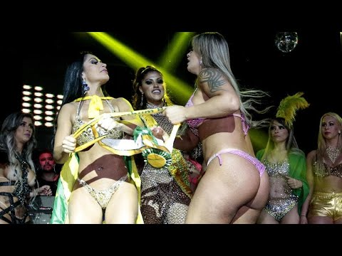 Major Shade Thrown At Miss Bum Bum Brazil | It Gets Real! (Must See)