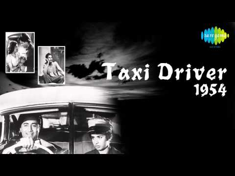 Jayen To Jayen Kaha - Talat Mahmood - Taxi Driver [1954] video