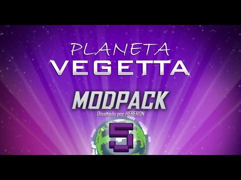Modpack Planeta Vegetta 5   Serie Vegetta777   HeberonYT
