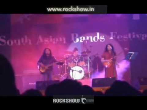 James - Chal chale  Live at  OLD Fort , Delhi, (South Asia Band festival)