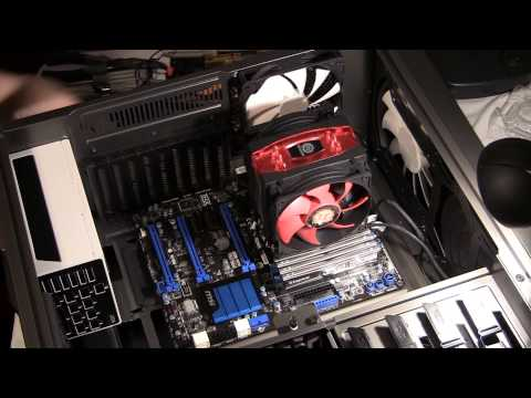 NZXT Phantom 630 Gaming Case Review & Benchmark