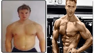 IFBB Rob Riches Transformation & Motivation