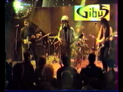 Freddy Lynxx And The Jet Boys - jet Rollers - You Tell Me Lies - Le Gibus 09.03.89.wmv video