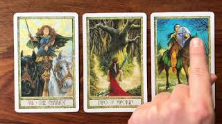 Daily Tarot Reading for 28 August 2017 | Gregory Scott Tarot