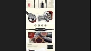 FOME Takstar HI1200 In ear Headphones Isolating Premium Wood Earphones Professional DJ Monitoring Ea