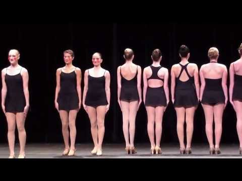 2013 Radio City Rockettes Summer Intensive - Parade of the Wooden Soldiers