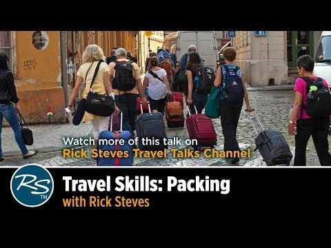 European Travel Skills: Packing Shoes
