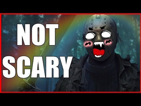 How to Make Friday the 13th: The Game Not Scary