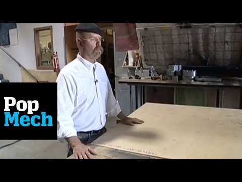 "The ""Jamie Special"": Popular Mechanics Tours the MythBusters Workshop"