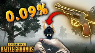 0.09% CHANCE REVOLVER KILL! | Best PUBG Moments and Funny Highlights - Ep.21