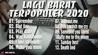 LAGU BARAT 2020 || TERPOPULER DAN TERHITS || SURRENDER || COCOK UNTUK MENEMANI KERJA ANDA - Musik76