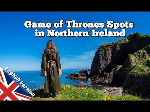 Road Trip to Game of Thrones Territory, Northern Ireland (Documentary)