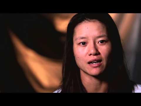 Li Na interview (women's final) - 2014 Australian Open