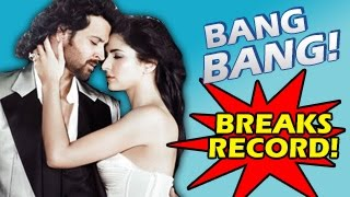 Bang Bang! Official Teaser BREAKS RECORDS