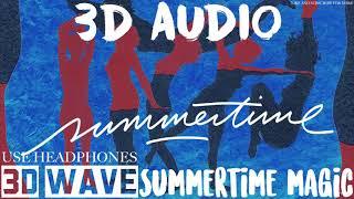 Childish Gambino Summertime Magic 3d Audio Use Headphones