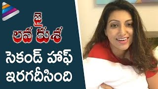 Hamsa Nandini Reviews Jai Lava Kusa Movie | Jr NTR | Raashi Khanna | Nivetha Thomas | #JaiLavaKusa