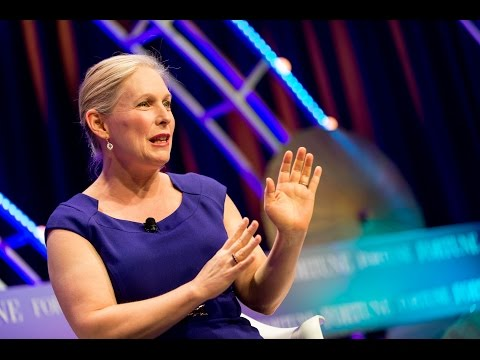 U.S. Senator Kirsten Gillibrand speaks on the 2016 election | Fortune's Most Powerful Women